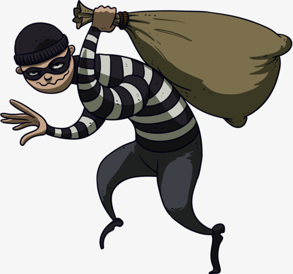 free library Thief clipart. Png portal