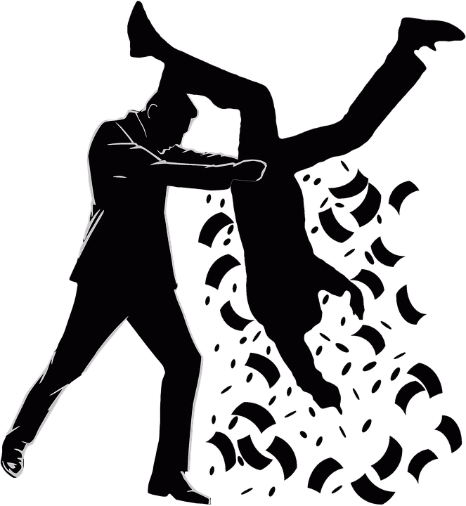 picture transparent stock Thief clipart black and white. Robber png