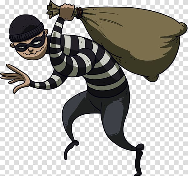 clip library download Thief drawing. Character robbery theft cartoon