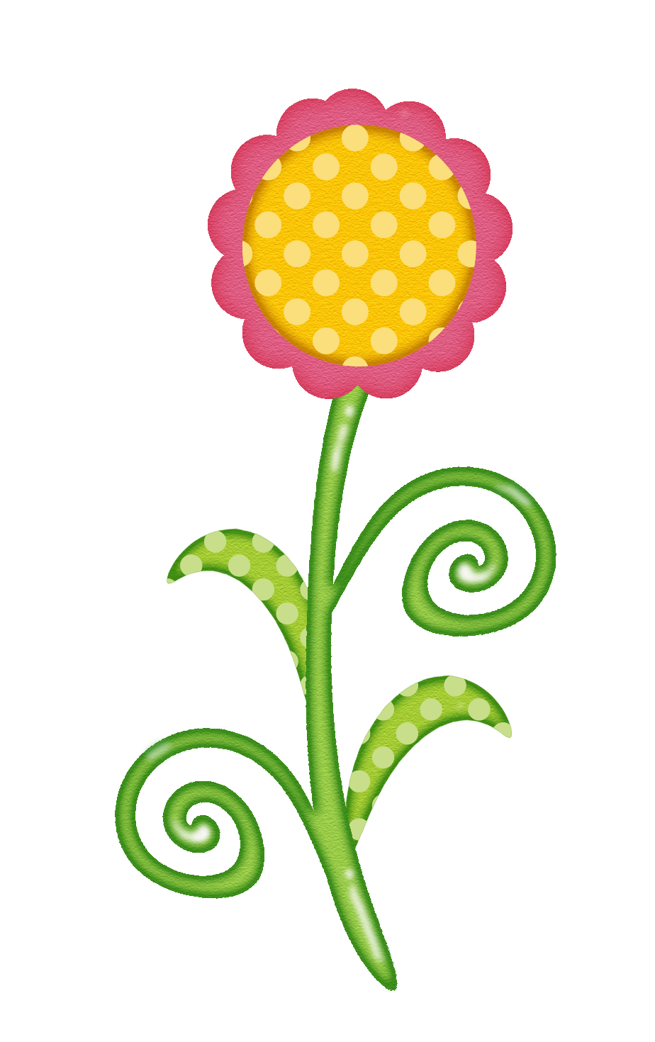 png library stock SPRING FLOWER CLIP ART