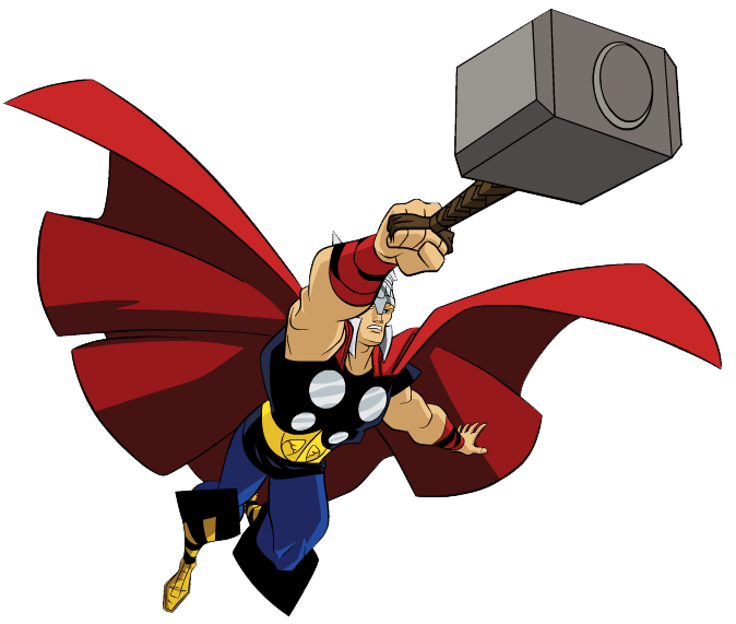 thor clipart