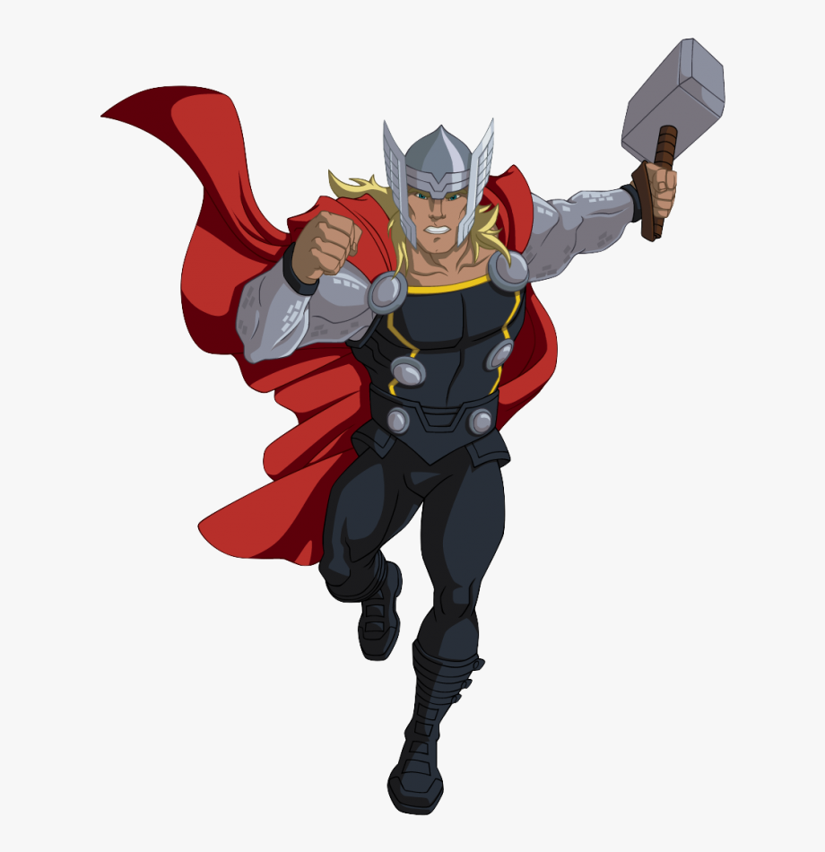 clipart library library Thor clipart. Avengers assemble free cliparts