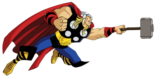 clipart royalty free stock Free cliparts download clip. Thor clipart
