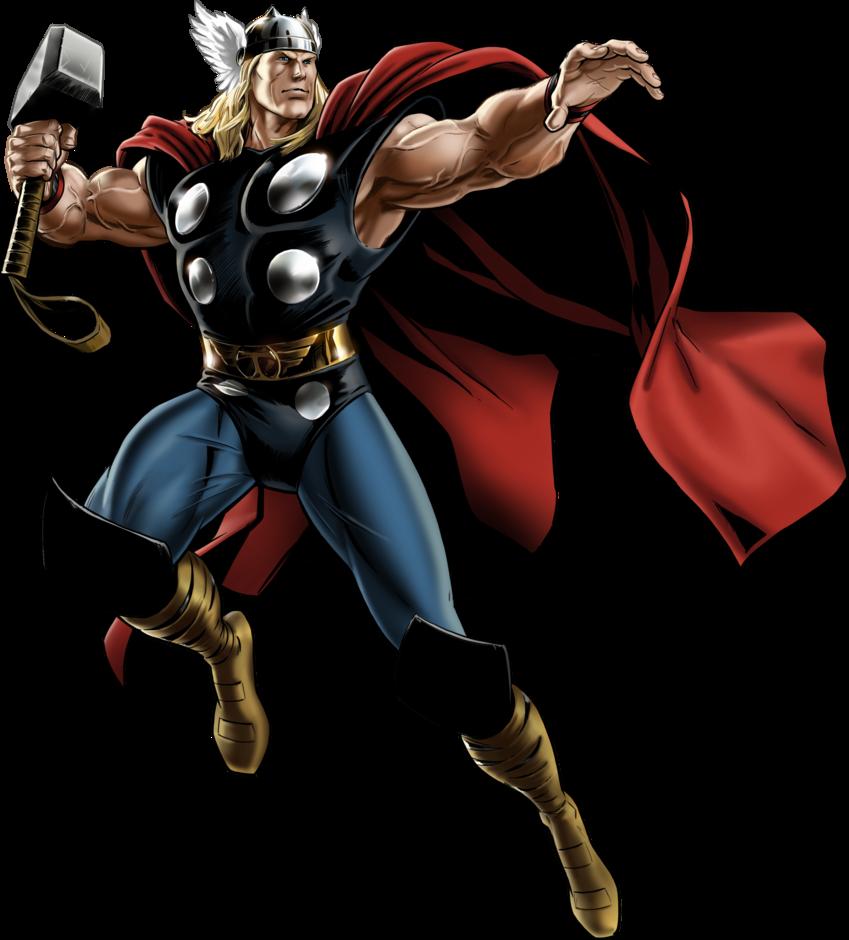 clip art transparent stock Thor clipart avengers alliance. Classic suit superheros pinterest
