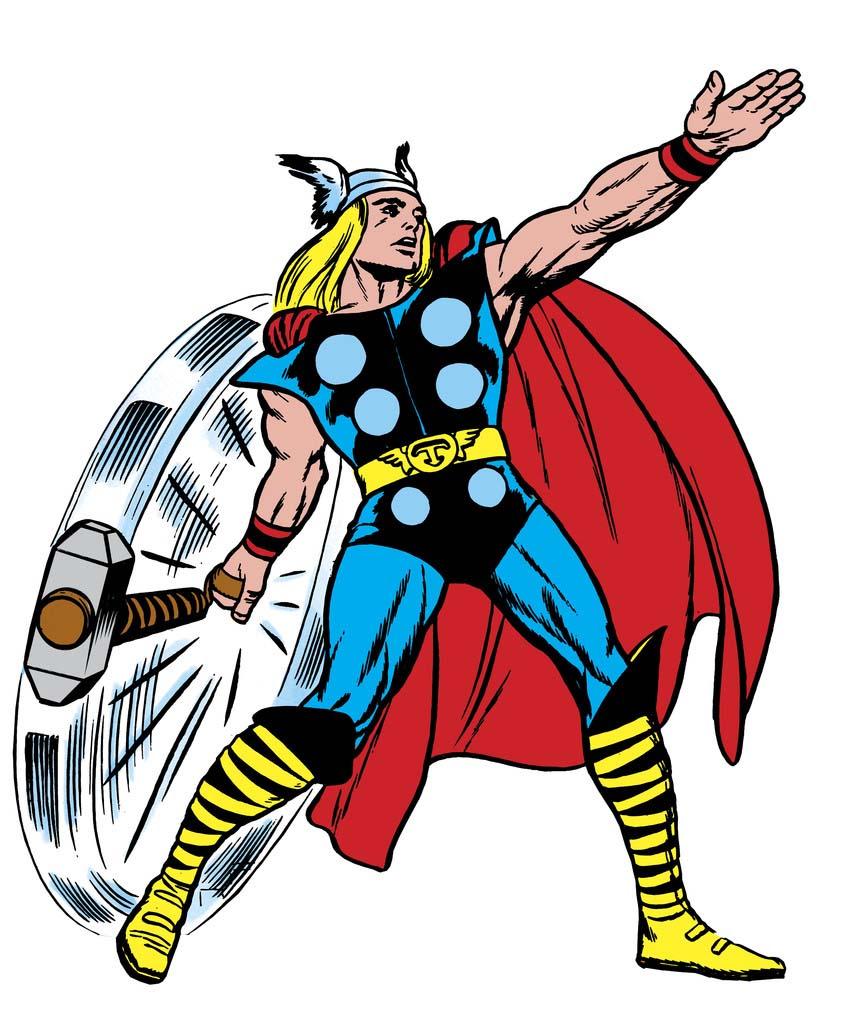 free Cartoon cliparts jpg clipartix. Thor clipart classic
