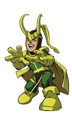 image transparent library Thor clipart super hero squad. Loki the show wiki
