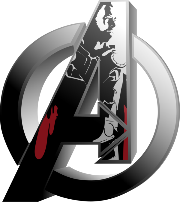 clip transparent stock The avengers by mad. Thor clipart thor logo.