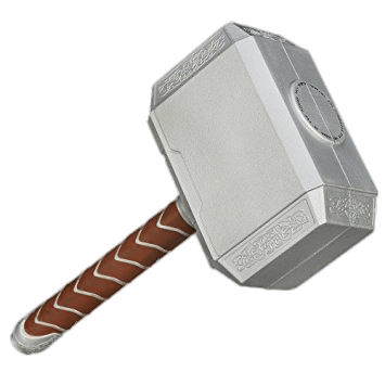 clip art black and white stock Battle transparent png stickpng. Thor clipart thor's hammer