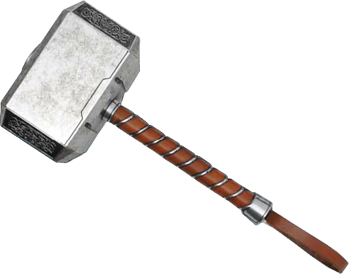 graphic library library Thor clipart thor's hammer. Png transparent images pluspng