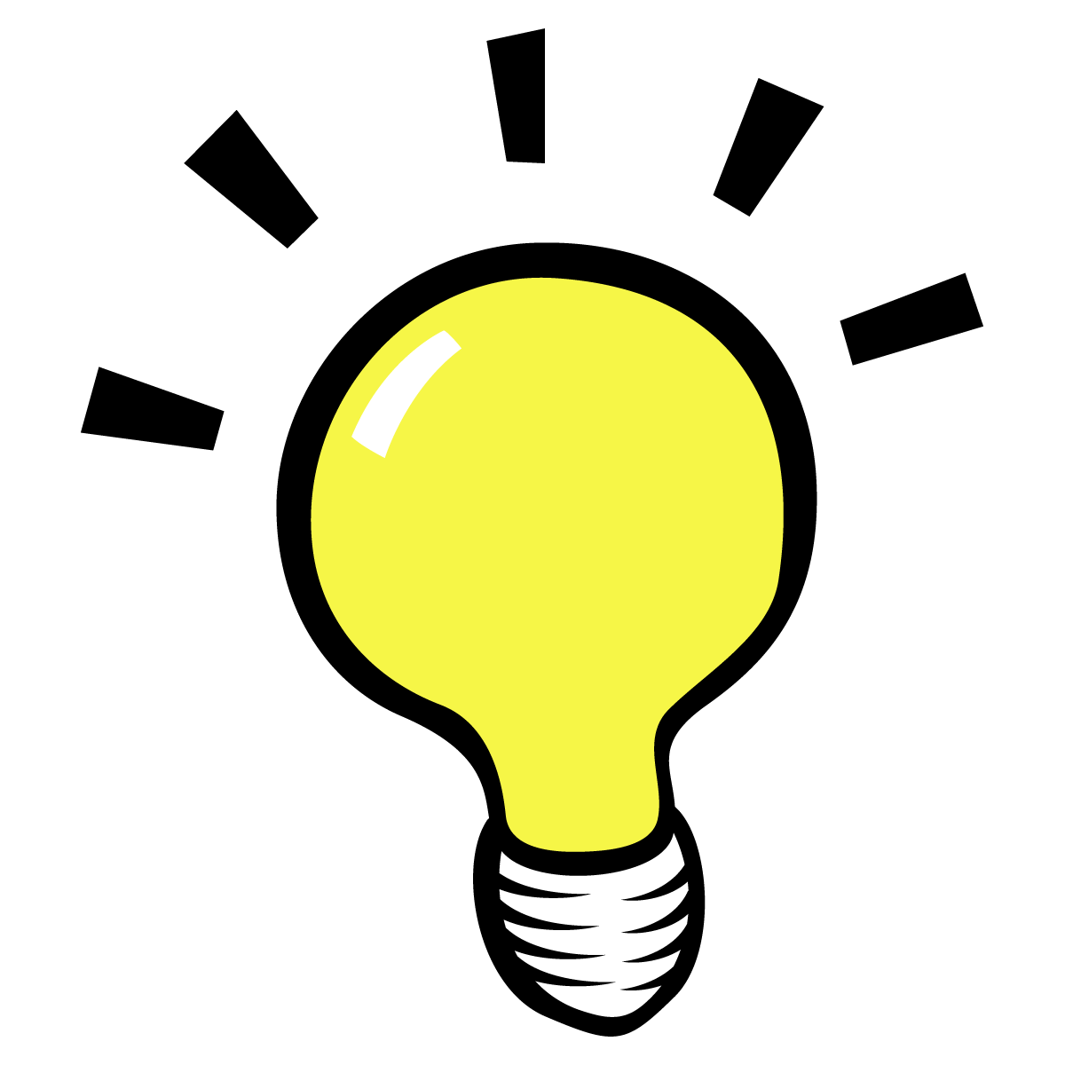 clipart stock The running musician and. Thought clipart lightbulb
