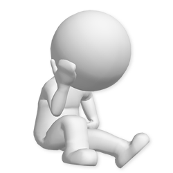 graphic freeuse stock thoughts clipart 3d person #51476402