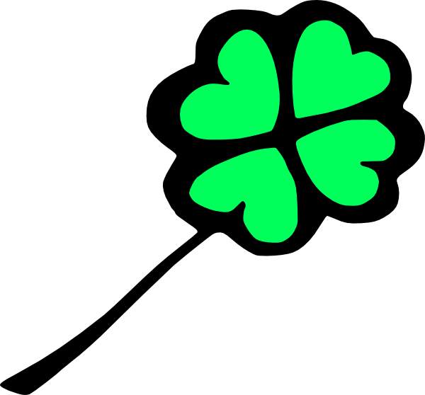 clipart stock Three leaf clover clipart. Four clip art at