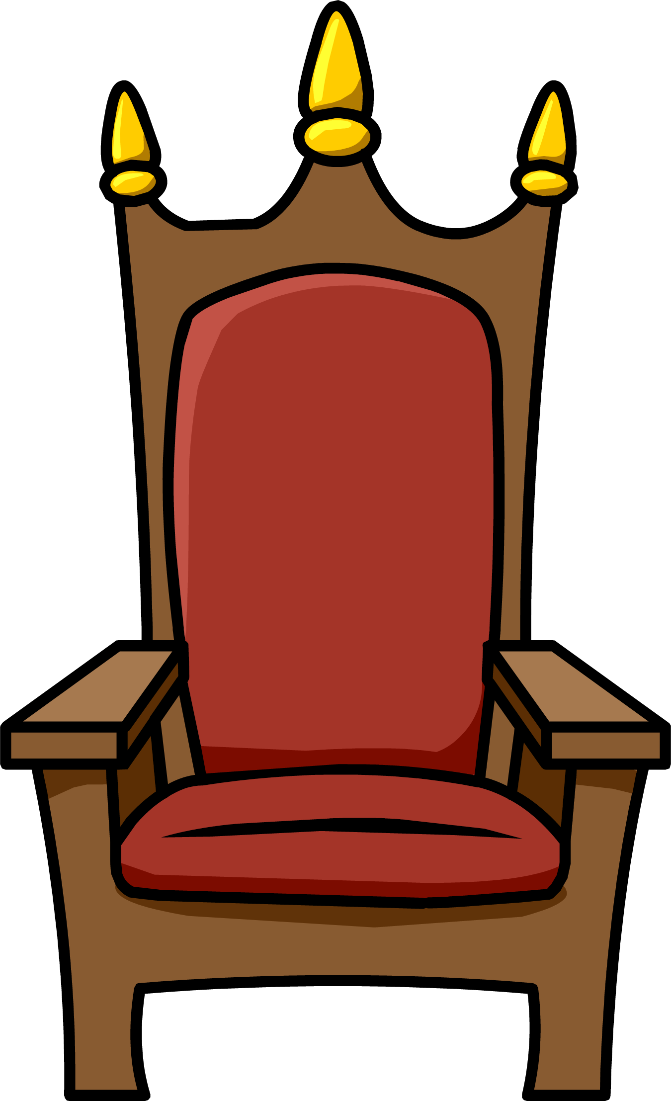 download Free Throne Cliparts