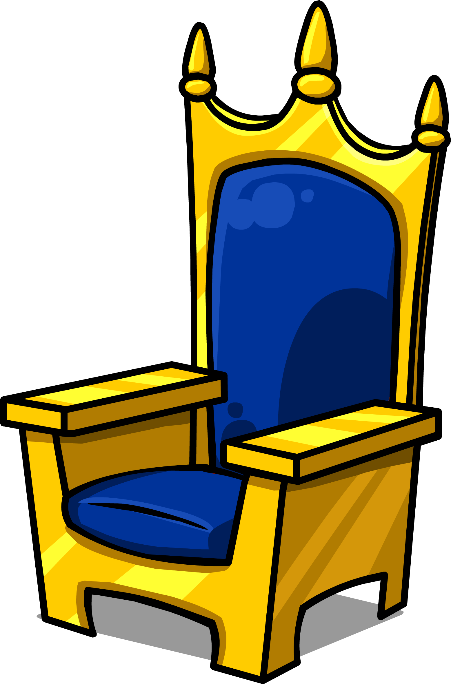 clip art royalty free stock Throne clipart. Blue free on dumielauxepices.