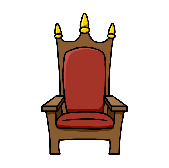 clip library stock King throne clipart.  collection of royal