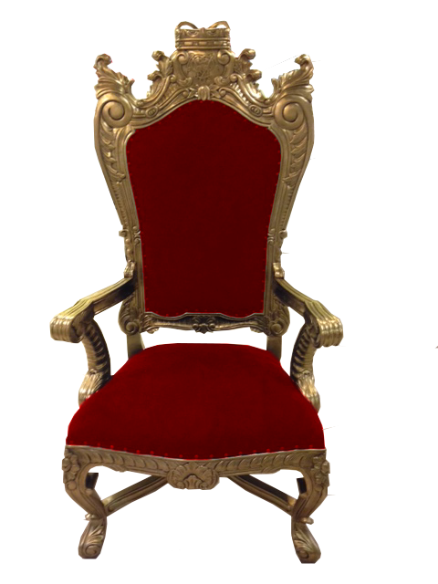 image royalty free download Throne Transparent Background