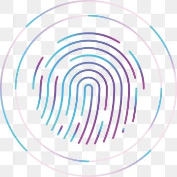 svg library download Fingerprint Png