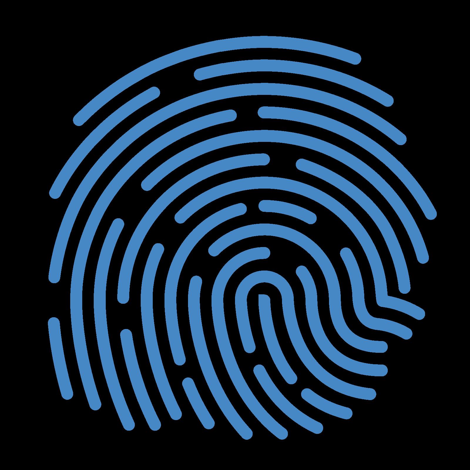 picture freeuse Fingerprint Icon