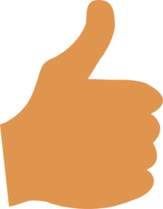 clipart freeuse Thumbs up thumb clip. 7 clipart finger.