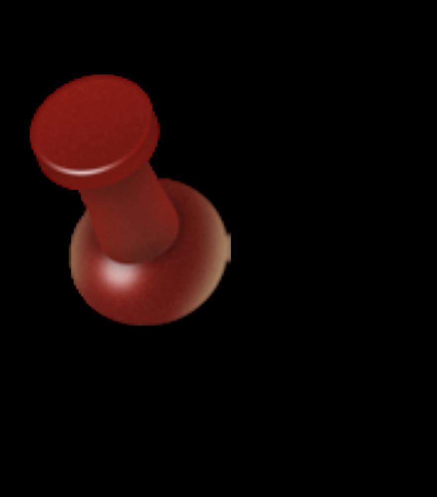 svg royalty free library pin vector thumbtack #101344807