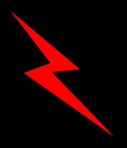clip royalty free Lightning Clip Art at Clker