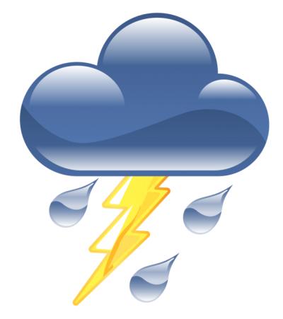banner stock Download THUNDERSTORM Free PNG transparent image and clipart