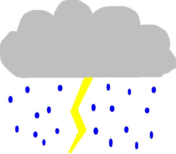 clip art free Cloud clip art at. Thunder clouds clipart