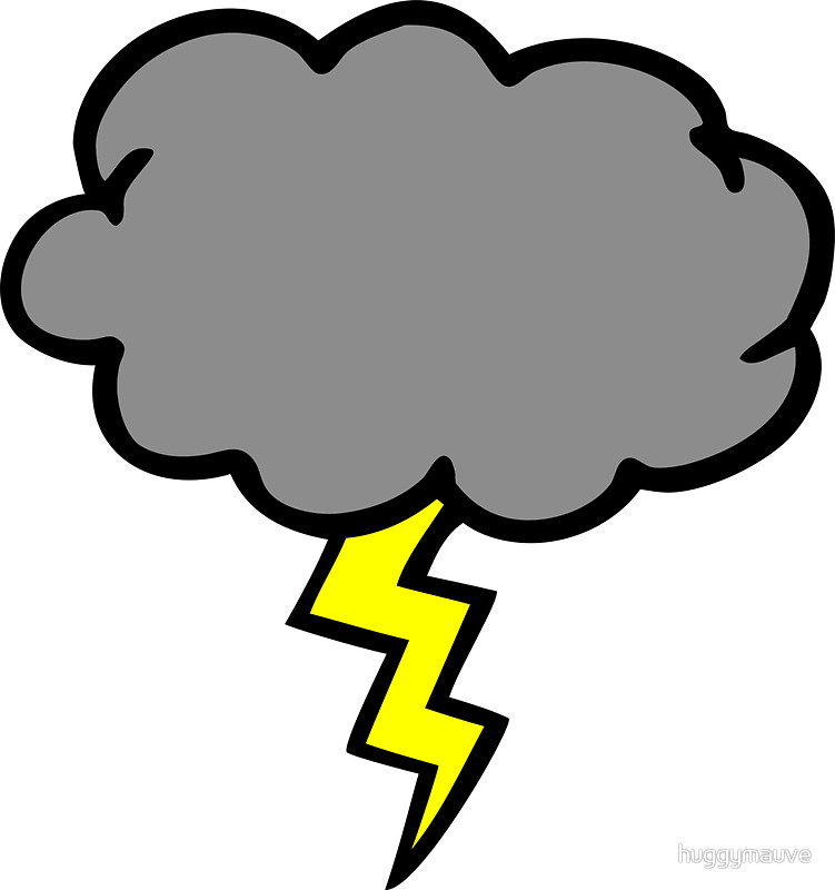 transparent download Thunder clouds clipart. Storm free download best.
