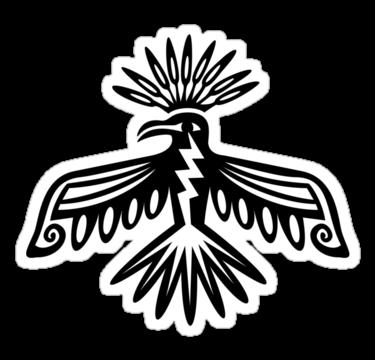 image royalty free library haida raven tattoo