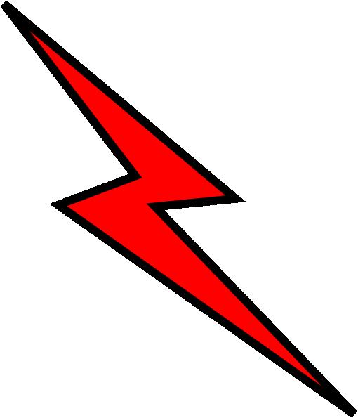 transparent download Lightning clip art at. Thunder bolt clipart