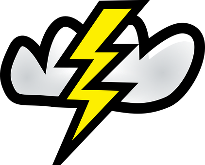 png transparent download Thunderbolt clipart. Flash free on dumielauxepices