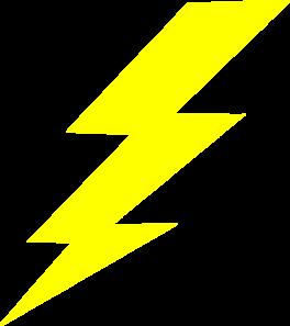banner free library Thunderbolt clipart. Lightningbolt clip art at