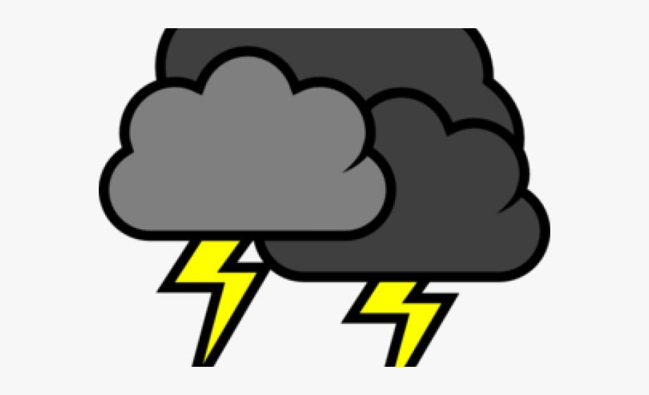 clip art stock Lighting clipart lightning cloud. Dark thunderstorm