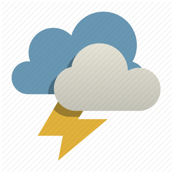jpg royalty free Thunderstorm PNG Transparent Images