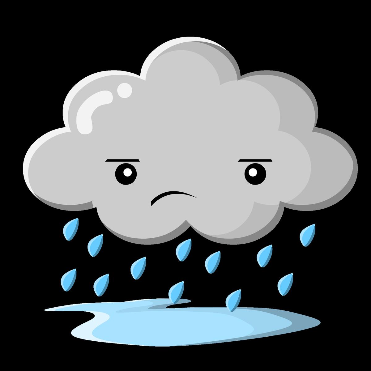 image stock Sad frames illustrations hd. Wet clipart rain cartoon