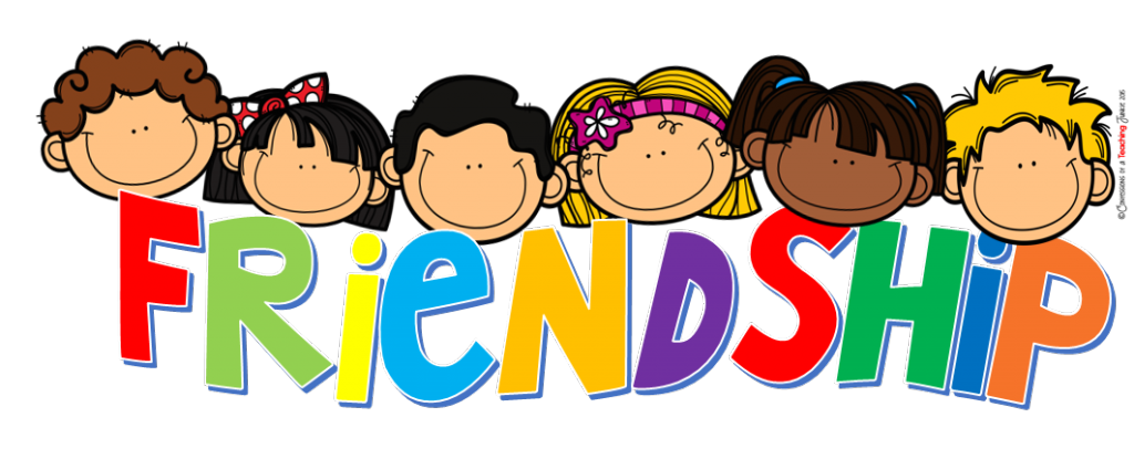 graphic freeuse Cartoon friendship images free. Happy birthday friend clipart