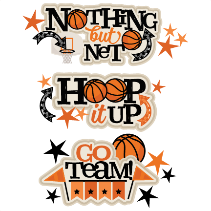 graphic freeuse download Basketball Titles SVG scrapbook cut file cute clipart files for