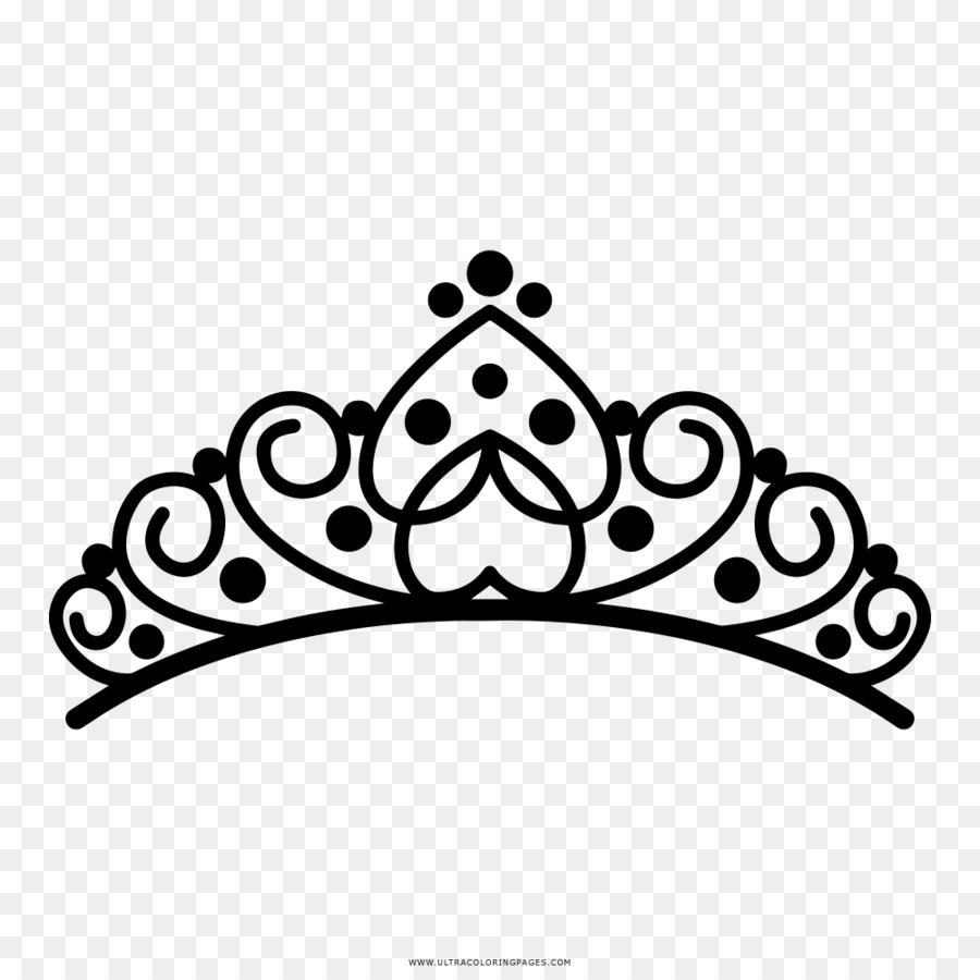 svg free library Tiara clipart. Black and white book.