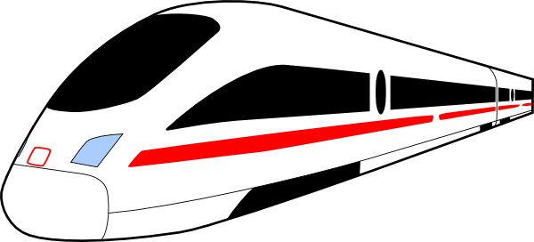 svg royalty free library Stansted express to london. Trains clipart bus