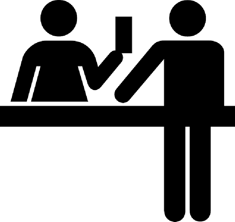 vector royalty free Desk Silhouette at GetDrawings