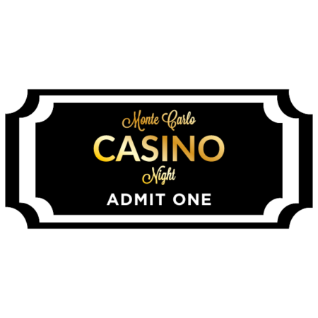 picture royalty free download Monte Carlo Casino Night Tickets