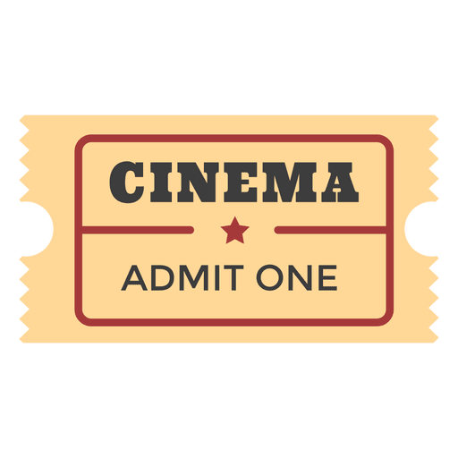 clip art download Cinema admission ticket