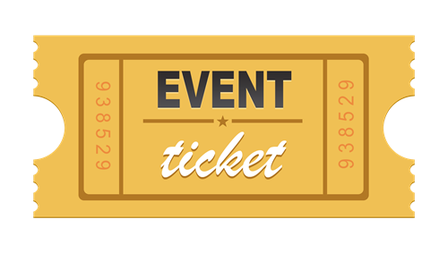 svg transparent library ticket