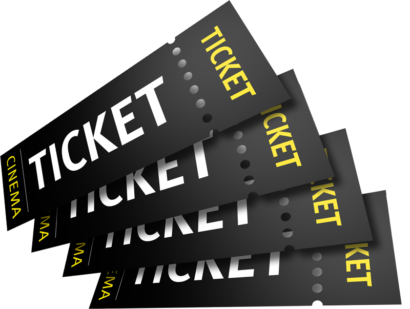 vector transparent library Event ticket png