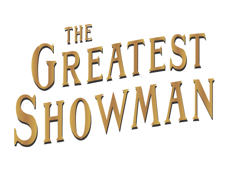 clip art transparent library The Greatest Showman