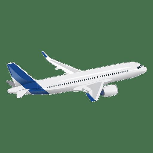 jpg library stock Plane in flight