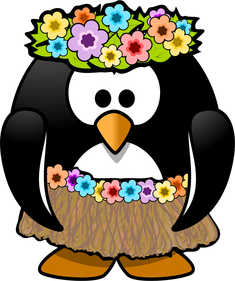 graphic freeuse library Luau clipart black and white. Tiki at getdrawings com