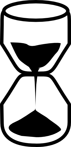 banner library library hourglass clipart animated #79784397
