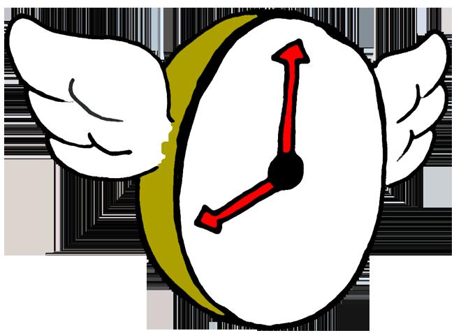 download Time Flies Google Clipart