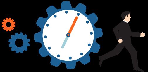 transparent stock A little time management can make you a way better designer